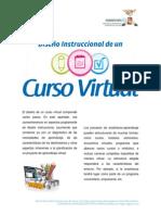 Diseño Instruccional de Un Curso Virtual