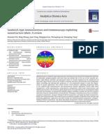 Sandwich-type immunosensors and immunoassays exploiting nanostructure labels