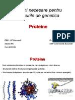 Elemente Proteomica