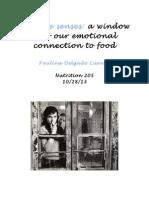 nutrition205 sensory evaluation report - final