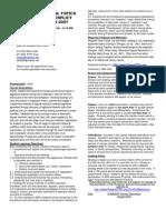 UT Dallas Syllabus for psy4v90.003.07f taught by John Stilwell (stilwell)