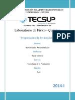 Lab Nº4 Propiedades de Los Liquidos