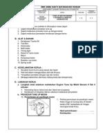 Job Sheet Tune Up Motor Bensin 4 Tak 4 Silinder