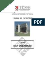 Manual de Revit Architecture