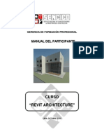 Manual de Revit Architecture