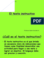 el-texto-instructivo.ppt