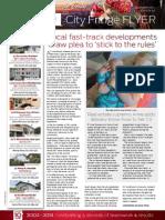 City Fringe Flyer Issue #62 2014
