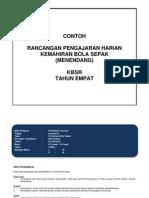 Cth Rph Kbsr_menendang (Format 2013)