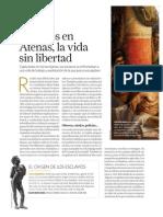 Esclavos en Atenas Francisco Javier Murcia