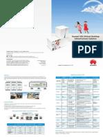 Huawei VDI Solution (for Enterprise Market)