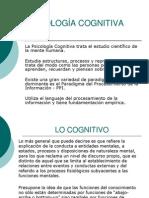 Intro Psicolo INTRO PSICOLOGIA Y TERAPIAS COGNITIVAS.pptgia y Terapias Cognitivas