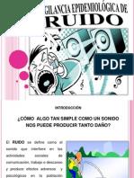 PRESENTACIÓN EL RUIDO