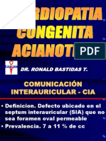 Cardiopatia Cianotica