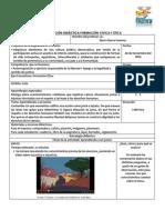 Planeación Didáctica Formación Civica y Etica BLOQUE II