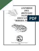 Anfibios de Ribera Norte