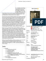 Albert Einstein – Wikipédia, A Enciclopédia Livre