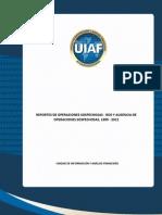 Analisis de ROS y Ausencia de Operacion Sospechosa