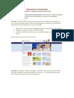 professional engagement - std 6