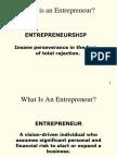 1. Basic Entrepreneurship 1