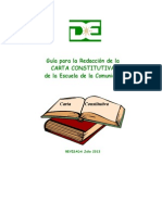 Guía Carta Constitutiva Revisada Octubre de 2011 (Revisada p