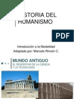 Historia Del Humanismo
