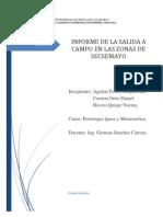 Informe Final de Petrologia1