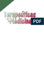 Medicina Natural -Terapias