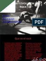 historia del rock autoguardado