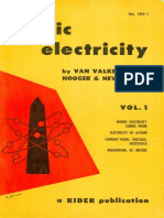 Basic Electricity - Van Valkenburgh