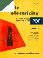 Basic Electricity - Van Valkenburgh