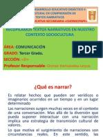 Diapositivas Proyecto 3° grado D