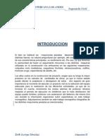 Caminos II RENDIMIENTO DE MAQUINARIAS