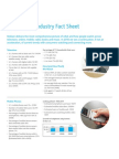 Nielsen Fact Sheet 2010