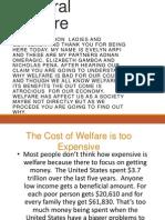 general welfare period 6