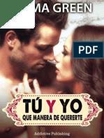 Tu y Yo Que Manera De Quererte. Vol 2