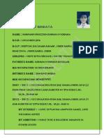 Exercise 1 Biodata (1)