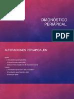 Diagnóstico periápical
