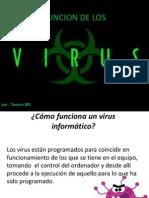 Función de Los Virus