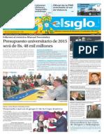 Edicion Martes 25-11-2014