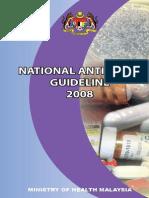 National Antibiotic Guideline 2008 Edit(2)