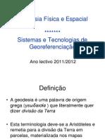 Geodesia Física e Espacial