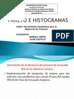 Tarea Histograma - Pareto Paper