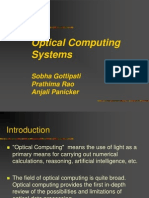 Optical Computing Systems