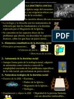 NATURALEZA DE LA DOCTRINA SOCIAL DE LA IGLESIA