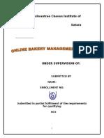 Online Bakery Management System ASP Net