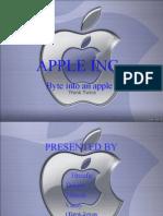 Byte Into an Apple