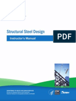 Structural Steel Instructors Manual