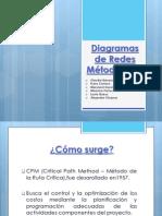 Diagramas de Redes CPM Final