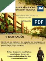 Justificación.Elemento de Protocolo de Investigacion
