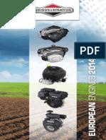 2014 b&s Europe Engine Line-up
